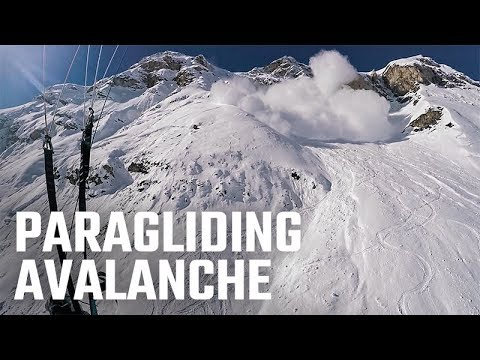 Creating and escaping an avalanche