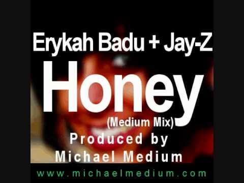 "Erykah Badu - ""Honey"" ft. Jay-Z (Prod. @DjMikeMedium)"