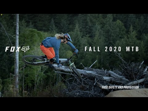 Fox Ranger LS Foxhead MTB Jersey  Video