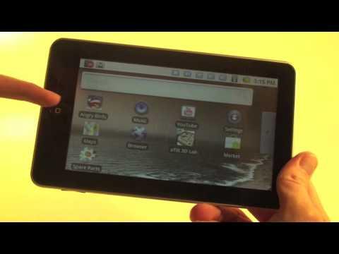 Haipad M701-R Overview