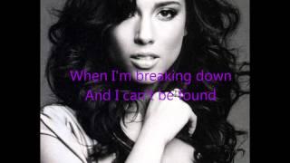 Alicia Keys-Superwoman Lyrics