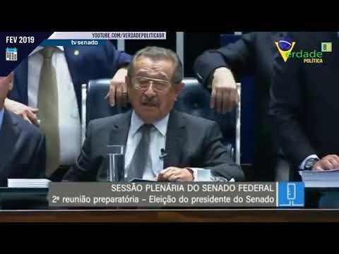 """Senador potiguar inicia mandato protagonizando com as práticas da """"velha política"""""""