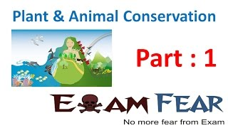 CH05-BIODIVERSITY & CONSERVATION-PART06-CONSERVATION OF BIODIVERSITY02