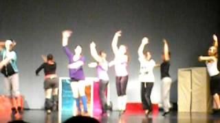 """Higher Ground"" Jazz Dance"