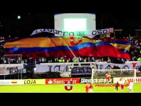 """""""BELENCIS PRODUCCIONES HD Y LA GARRA DEL OSO"""" Barra: La Garra del Oso • Club: Liga de Loja"""