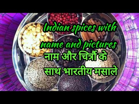 Download Herbs Spices And Their Indian Names Video 3GP Mp4 FLV HD