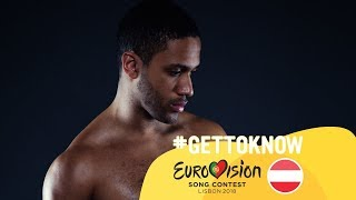 ESC 2018: Get to Know.... CESÁR SAMPSON from AUSTRIA | Eurovision Song Contest 2018 🇦🇹