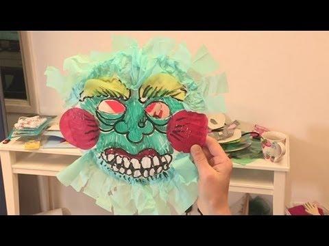 Gel mask para sa mukha-aalaga