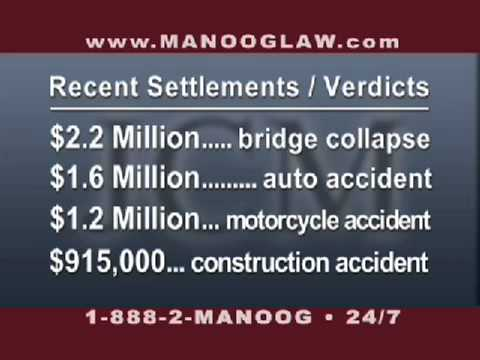 video thumbnail Personal Injury Insurance Settlement Attorney