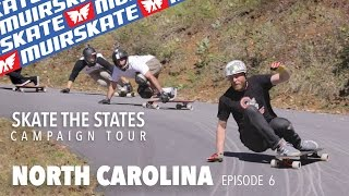 North Carolina | Skate the States | MuirSkate Longboard Shop