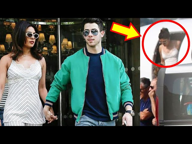 Priyanka Chopra Nick Jonas In Private Jet Video LEAKED | Joe Jonas Sophie Turner Paris Wedding