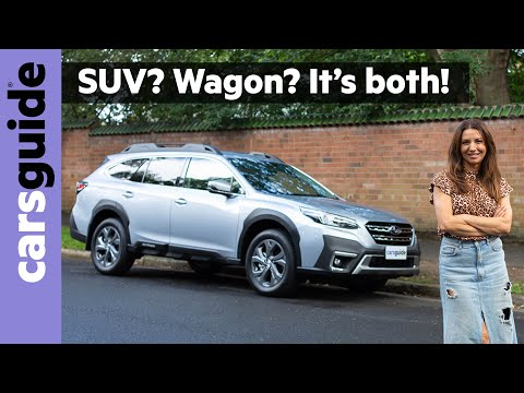 Subaru Outback 2021 review – How does the SUV's cheapest version suit family life?
