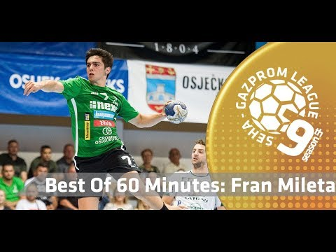 Best of 60 Minutes: Fran Mileta (Nexe vs Vojvodina)