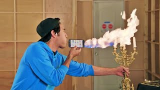 New Best Zach King of Superman Revealed, Magic Tricks Zach King Ever Show