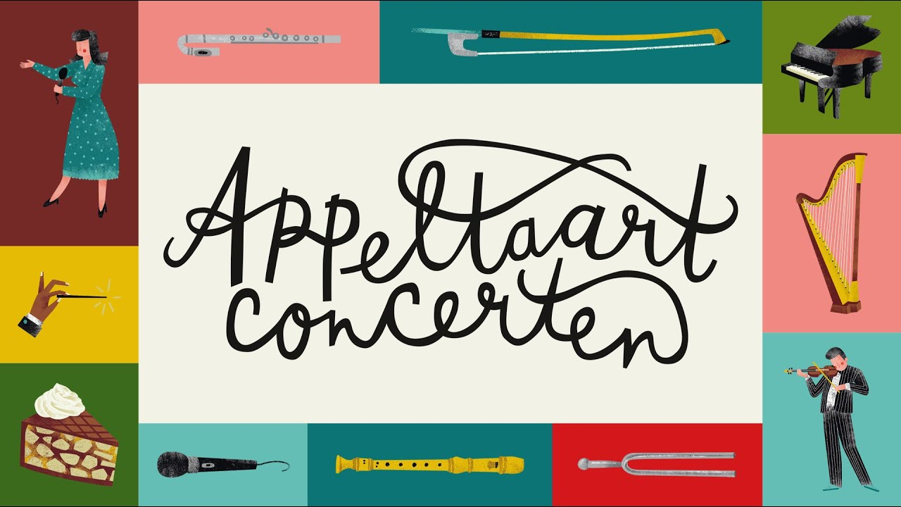 Appeltaartconcert 'Bijzonder genieten' met het Utrechts Harp Trio
