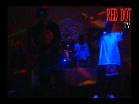 Red Dot show @dewan cafe -Falls Church (RED DOT CLIPZ)