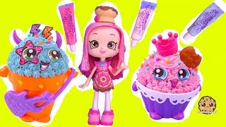 Sweetlings ! DIY Frosting Craft Kit Easy Do It Yourself Clay Toy Video Cookie Swirl