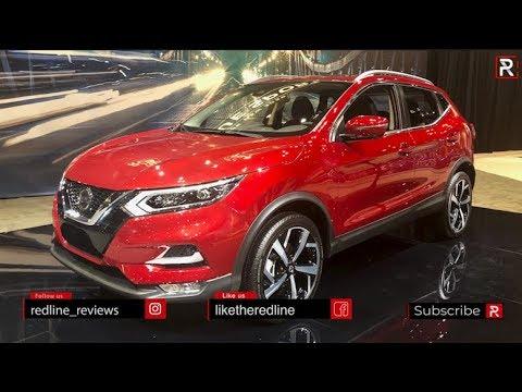 2020 Nissan Rogue Sport – Redline: First Look – 2019 Chicago Auto Show