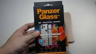 BEST iPhone 11/Pro/Pro Max Hybrid Case: PanzerGlass ClearCase