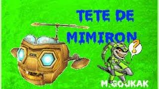 [GUIDE MONTURE]DROP TÊTE DE MIMIRON !!!!