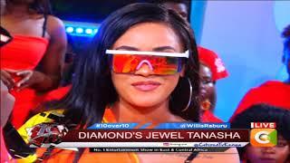 Tanasha Donna's debut on |10 over 10 |