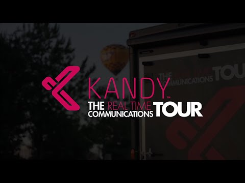 Kandy - The Real Time Communications Tour - Retrospective