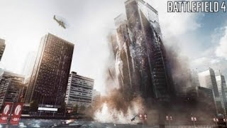 The Most Perfect View of a Building Collapse (Battlefield 4 Launch)