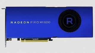 NVIDIA Geforce RTX 2080 & AMD Radeon Pro WX 8200 Coming Soon