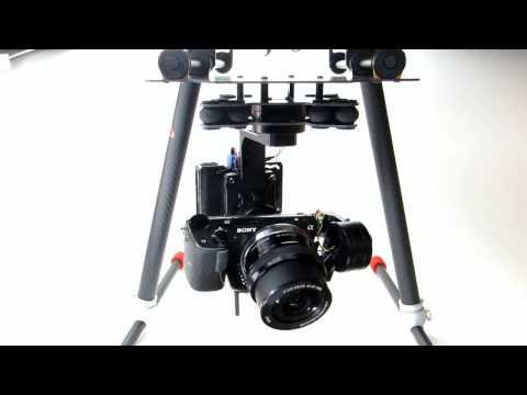 Трехосевой подвес TAROT для камеры FLIR Vue Pro (Без камеры)