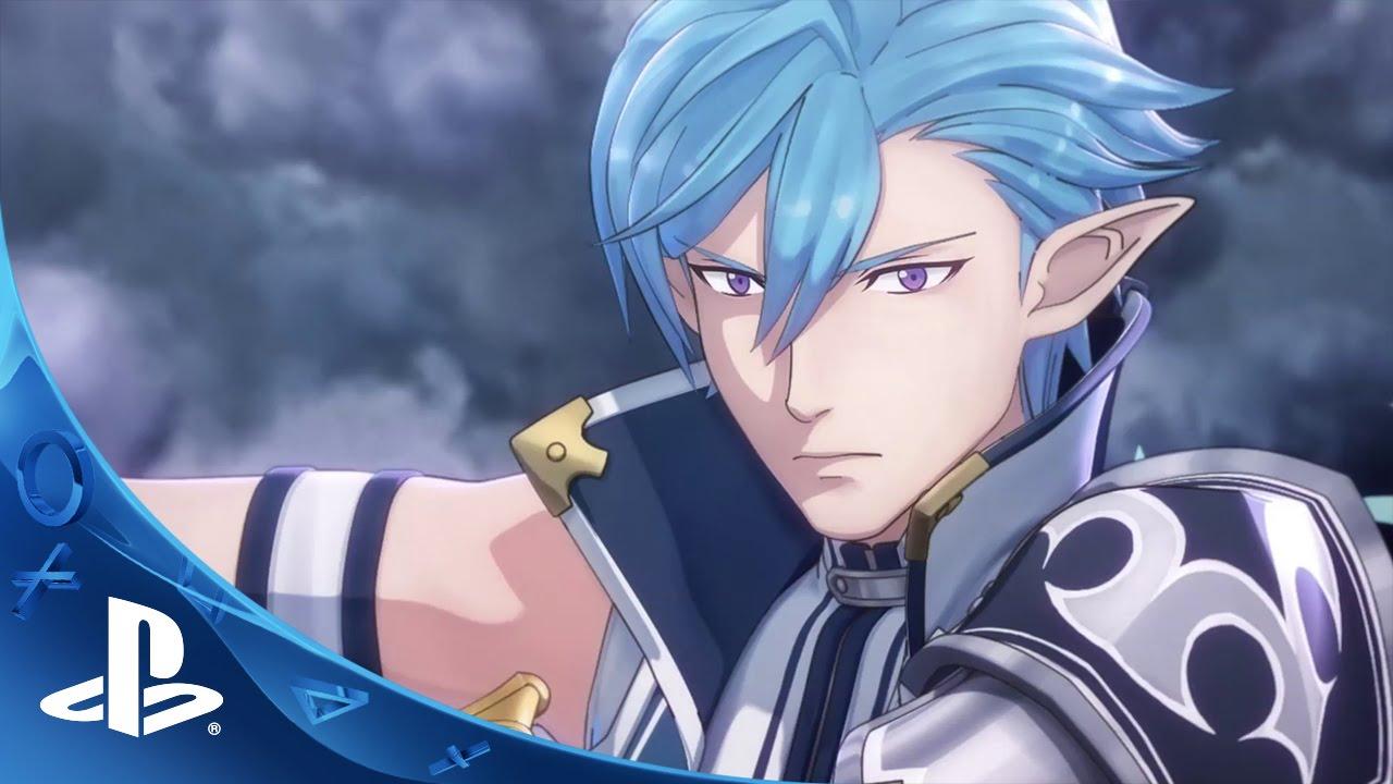 Sword Art Online: Lost Song Chega ao PS4 e ao PS Vita