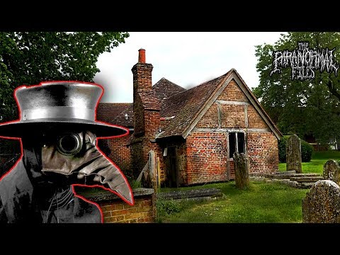 The Last Black Plague Death House