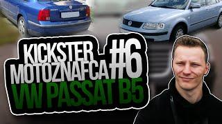 VW Passat B5 - Kickster MotoznaFca #6