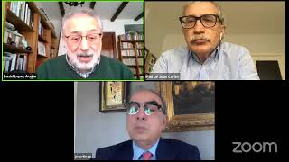 Entrevista Martínez Olmos - López Acuña