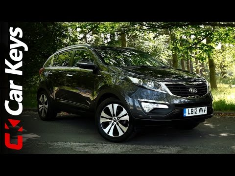 Kia Sportage 2013 review - Car Keys