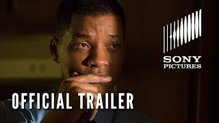 Concussion - Official Trailer (2015) -  Will Smith