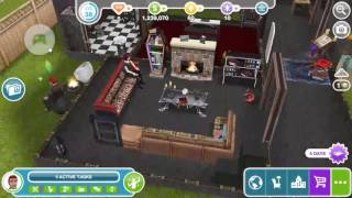 Sims Freeplay - Have 3 Sims Speculate beetwen 9am and 12pm - Weekly Task