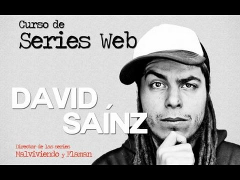 El equipo de Malviviendo David Sainz y Teresa Segura imparten Masterclass sobre Webseries