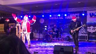 Video THE RUMBLE OF SKULLS - Boží hody (live 12/2019)