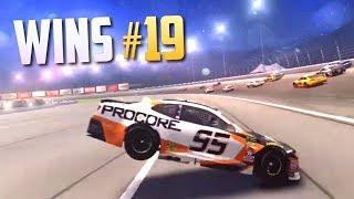 Racing Games WINS Compilation #19 (Epic Moments, Stunts, Accidental Wins & Close Calls)