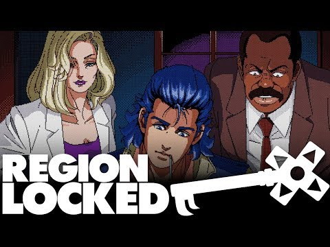 Hideo Kojima's Japan Exclusive: Policenauts – Region Locked Feat. Greg