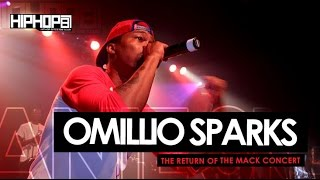 """Beanie Sigel Performs """"Tales Of A Hustler"""" With Omillio Sparks In Philly (6/6/15)"""