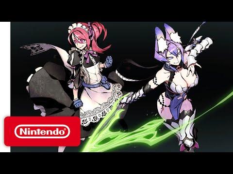 Видео № 0 из игры 7th Dragon III Code: VFD [3DS]