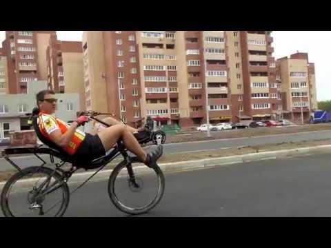 Прогулка по Тольятти видео