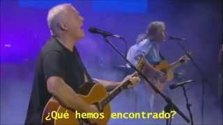 Pink Floyd - Wish You Were Here  Subtitulada En Español