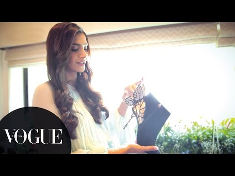 Sonam Kapoor's Wardrobe Video