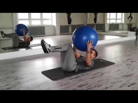 Ćwiczenia mięśni w celu zwiększenia powrotem