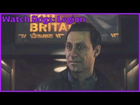 WD: Legion/Corruption/E9