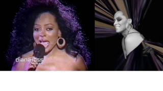 "Diana Ross ""Blame It In The Sun"""