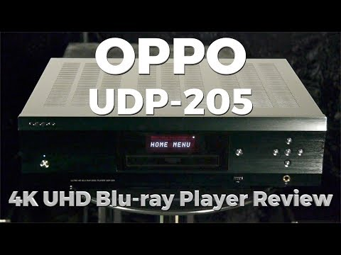 Oppo UDP-205 4K UHD Blu-ray Player Review by AVForums