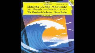 Debussy: La Mer — Pierre Boulez